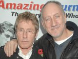 Roger Daltrey confirms rumors that Pete Townshend is currently working on songs for a new The Who album.