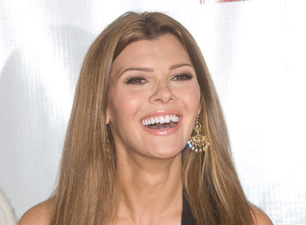 Ali Landry at  'A Salute To Our Troops' hosted by Microsoft and the USO at radio City Music Hal, New York, on Nov 12