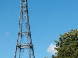 Crystal Palace transmitter mast in 2005