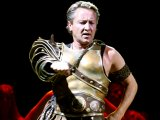 Michael Flatley announces that he is reprising his role in Lord Of The Dance.