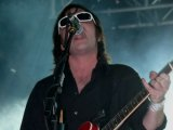The former Supergrass singer will play shows in Manchester and London.