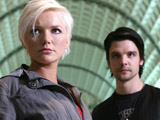 Filming for the new series of Primeval gets under way in Ireland, a report claims.