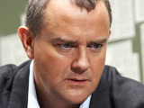 TV Interview - Hugh Bonneville: Hunter