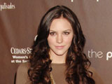 Katharine McPhee joins the cast of NBC's musical pilot Smash.