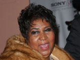 Soul singer Aretha Franklin denies media reports that she is suffering from pancreatic cancer.