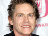 Actor Jeff Conaway returns from a recent stay at a nursing home.