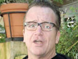 160x120 Tom Arnold celebrating his 49th birthday at the Orso restaurant, Beverly Hills