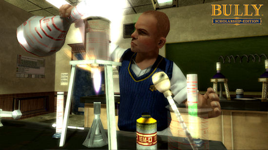 <em>Bully: Scholarship Edition</em> on Xbox 360