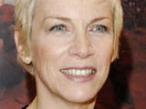 Annie Lennox launches Sing CDto raise awareness for South Africa's Treatment Action Campaign (TAC) London