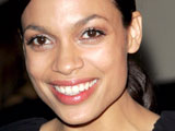 Rosario Dawson at Prada Private Screening of &#39;Trembled Blossoms&#39; at the Prada Boutique, Beverly Hills