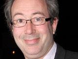 Ben Elton at 'Into the Hoods' Gala Evening at the Novello Theatre, London