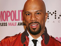 Rapper Common says that he is single, ending speculation about his relationship with Serena Williams.