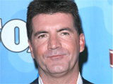 Simon Cowell at the 'American Idol Gives Back' charity event in Hollywood, California