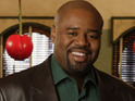 Chi McBride insists that he is enjoying the new focus on character in Human Target.