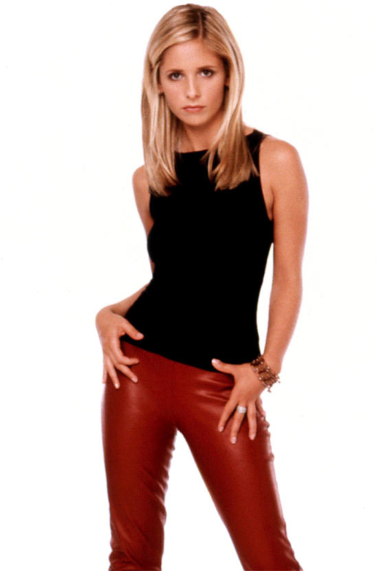 Showbiz: Buffy - Then and Now Pt. 1