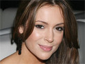"Alyssa Milano jokes that she is as ""geeky"" as her character in new show Romantically Challenged."