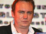 Phil Glenister at 'Ashes to Ashes' DVD launch, HMV Oxford Street, London