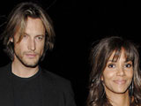Halle Berry with boyfriend Gabriel Aubry