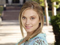 Spencer Grammer expecting first child?