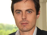 Casey Affleck posing for the photocall of 'Gone Baby Gone', Mandarin Oriental, London