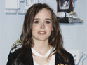 "Ellen Page says she doesn't want ""white dudes"" making decisions about womens' right to choose."