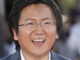 Masi Oka also at the 'Get Smart' Film Premiere in Los Angeles