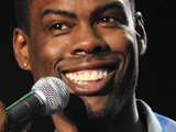 Chris Rock performing at the Bonnaroo Festival in Manchester, Tennessee