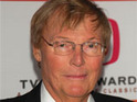 Batman actor Adam West discusses his first experience of comic book writing.