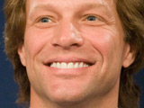 Jon Bon Jovi's press conference promoting the Free All Star Concert