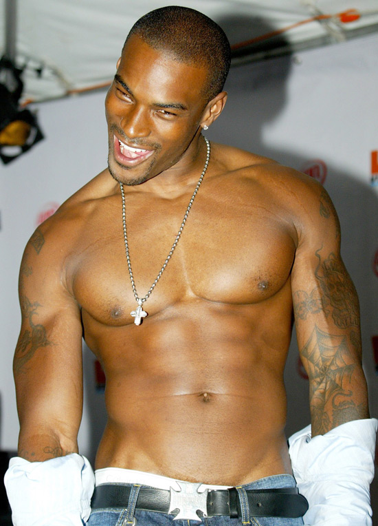 from River tyson beckford gay club