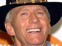 Crocodile Dundee star Paul Hogan says that he can't pay the back taxes that he reportedly owes.