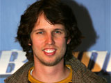 Jon Heder at the 'Blades of Glory' premiere