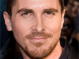 Christian Bale attending the 'Dark Knight' film premiere, New York
