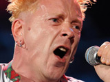 John Lydon and The Sex Pistols in concert at The Exit Festival