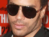 Lenny Kravitz receives the Keys to the city of Milan