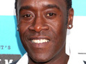 Don Cheadle reveals that a writer has been hired for a spinoff film based on the character War Machine.