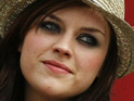 Amy Macdonald claims that she would rather focus on her music than be famous.