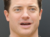 Brendan Fraser and Maria Bello at 'The Mummy: Tomb of the Dragon Emperor' film photocall