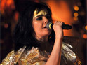 Bjork asks Icelandic parliament to reconsider the sale of a geothermal energy company to Canada.