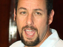 "Adam Sandler jokes that his star on the Hollywood Walk Of Fame ""shines brighter than most""."