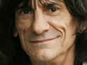 Ronnie Wood's new girlfriend reportedly lashes out following an argument at his Surrey home.