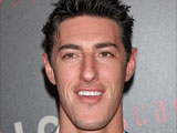Eric Balfour, LG Scarlet HDTV Series Launch at the Pacific Design Center, Los Angeles