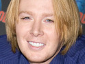 Clay Aiken says that watching American Idol giives him sweaty palms.