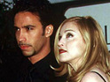 Madonna's ex-lover Carlos Leon thanks her for their daughter Lourdes.