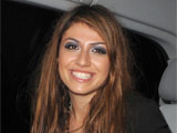 Gabriella Cilmi out and about, London