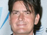 Charlie Sheen at the ALMA Awards