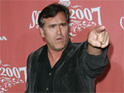 Bruce Campbell reveals that Sam Axe will face a personal crisis in the Burn Notice prequel.
