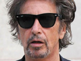 Al Pacino out and about in New York