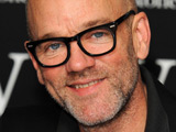 Michael Stipe at R.E.M. 'Hello' book signing, Waterstone's