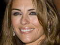 Elizabeth Hurley says that she only has hot water or espresso in the morning to maintain her figure.